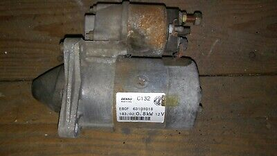 Fiat Punto MK2 1.2 Starter Motor [Oldham/Manchester]