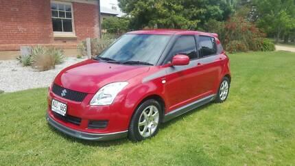 Suzuki swift re.3 sell/swap