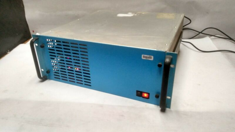 Tracewell Custom VME System 20 Type I, 8 Slot VME Chassis w/Lanex Cards