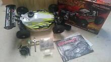 RC Nitro Buggy Hyper 7 TQ black sport! Seaford Morphett Vale Area Preview