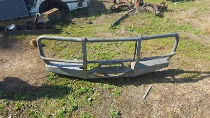 Toyota Land Cruiser Wagon winch-able bullbar Gympie Gympie Area Preview