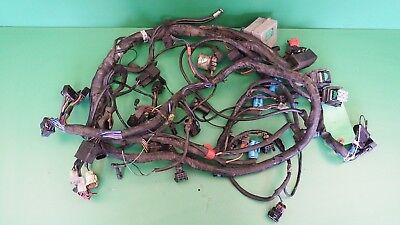 TRIUMPH WIRING LOOM COMPLETE TIGER 955i 2002