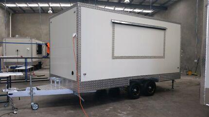 Mobile food vans & food trucks  Adelaide CBD Adelaide City Preview