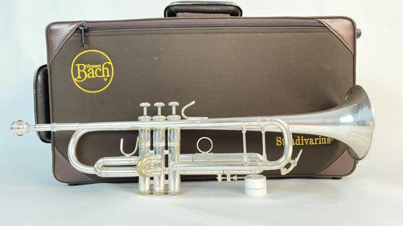 bach stradivarius trumpet 72