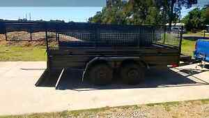 Removelist trailer for HIRE 12x6 feet cheap rates kemps creek Sydney City Inner Sydney Preview