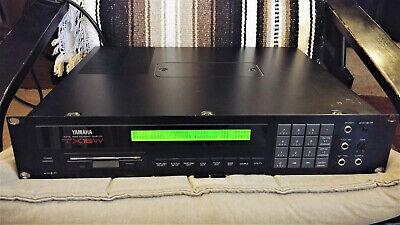 Yamaha TX16W Vintage Sampler + Original Sound Disks + Manual + more