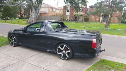 Holden hsv vz maloo South Morang Whittlesea Area Preview