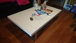 White coffee table South Melbourne Port Phillip Preview