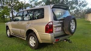 2004 Mitsubishi Pajero Wagon Black River Townsville Surrounds Preview
