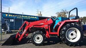 TRACTORAMA MITSUBISHI 3 X 29HP-33HP TRACTORS/FEL Welshpool Canning Area Preview