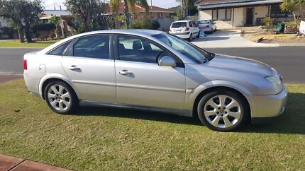 2005 Holden Vectra for sale Highgate Perth City Preview