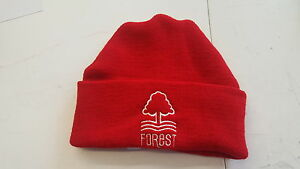 Nottingham Forest Beanie/Wooly Hat The Reds