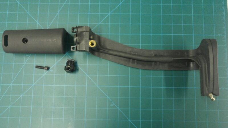 "Spec Ops ""Dog Leg"" gas through kit for Tippmann A5. Rare!"