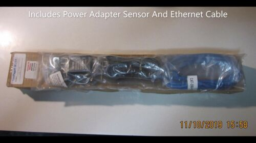 AVTECH TemPageR ER, Temperature Sensor, Power Adapter, & Cable Comp room monitor