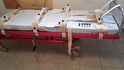 Ganzkörperfixierung ohne Schulter Body Restraint Fesseln mit Segufix kombnierbar
