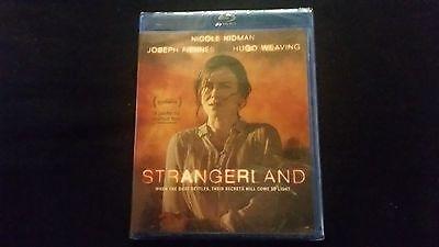 Strangeland Blu Ray Brand New Nicole Kidman