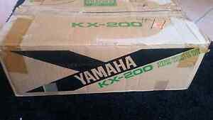 Yamaha KX-200 stereo cassette deck Wynnum West Brisbane South East Preview