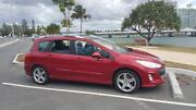 LUXERY SPORT TURBO DIESEL TOP OF THE RANGE PEUGEOT 308 SW Parkwood Gold Coast City Preview