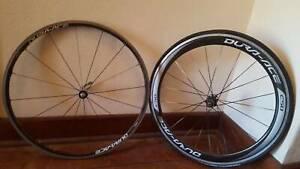 Shimano dura ace carbon wheelset