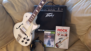 Guitar and Amp Deal (Great for Beginners) + Rocksmith Game Banyo Brisbane North East Preview