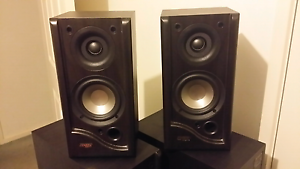 Jensen spx4 rears and spx13 center speaker surround stereo home t Cranbourne West Casey Area Preview