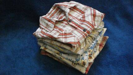 For Your Little Boy: BULK LOT Collared Size 2 Shirts