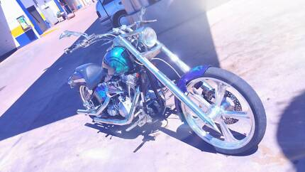 2001 custom softail Whyalla Whyalla Area Preview
