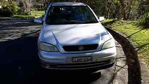 HOLDEN ASTRA 2001 STR 2.2 AUTOMATIC East Lindfield Ku-ring-gai Area Preview