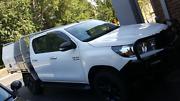 2016 Hilux Duel Cab SR 4WD Chirnside Park Yarra Ranges Preview