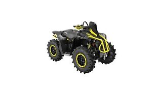 2018 Can-Am Renegade 1000 X mr