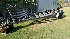 Dual axle trailer suit ~23ft boat Tewantin Noosa Area Preview