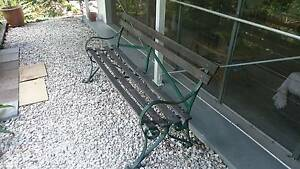 Garden Outdoor Bench Seat with Cushion Ferny Hills Brisbane North West Preview