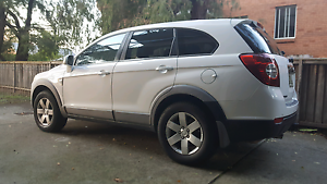 Low km Holden captiva Abbotsford Canada Bay Area Preview