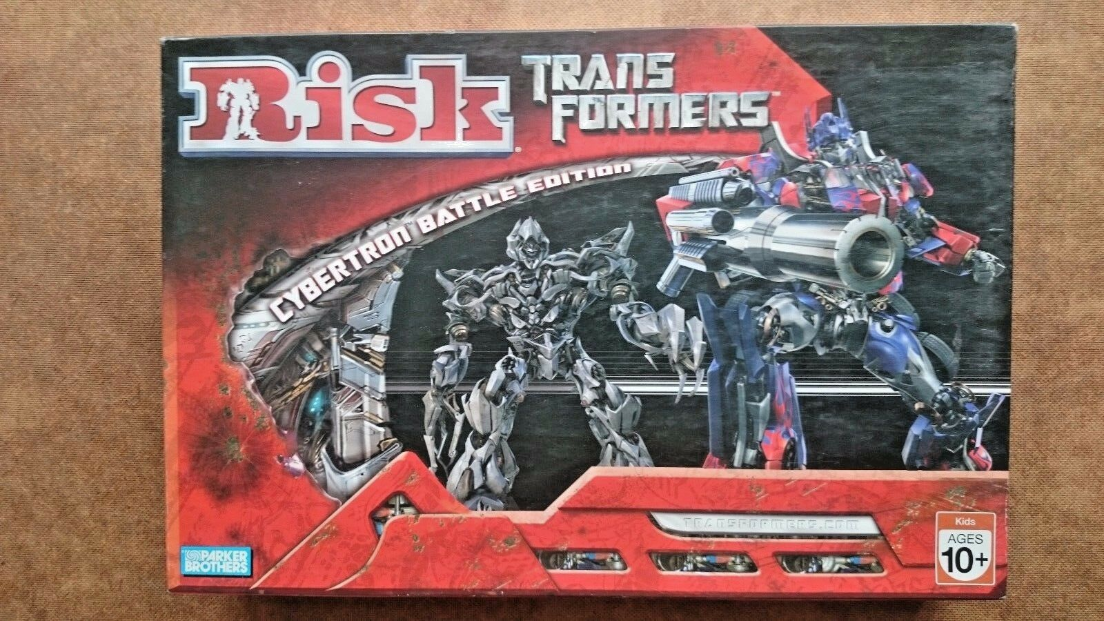 Risk Transformers Cybertron Battle Edition (New)