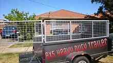Cheap 8x5,7x5 cage Trailer $30-4hrs No Deposit required Werribee Wyndham Area Preview