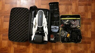 GoPro Karma Drone with Hero6 MASSIVE BUNDLE