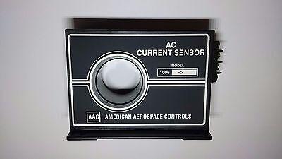 New American Aerospace Controls Ac Current Sensor 1006-5