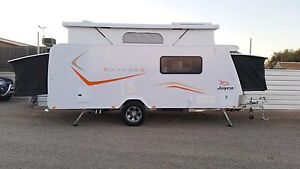 CARAVAN FOR HIRE AIRLIE BEACH - 2014 Jayco Expanda 16.49-3 Airlie Beach Whitsundays Area Preview