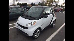 Smart ForTwo 2010 Passion Toit panoramic banc chauf.