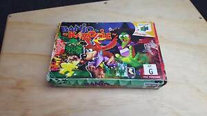 Banjo Kazooie Pal Edition Manual and Insert and Box Complete Ellenbrook Swan Area Preview
