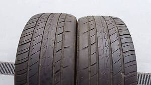 2 x 275/40/20 tyres with 70% tread Rooty Hill Blacktown Area Preview
