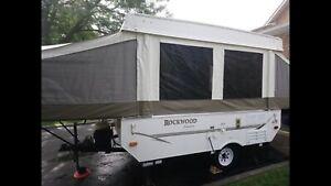 2009 Rockwood 1940 LTD Pop Up Camper