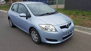 2007 TOYOTA COROLLA ASCENT 5DR Hatch 112KM 1.8L AUTO Light Hail Adelaide CBD Adelaide City Preview