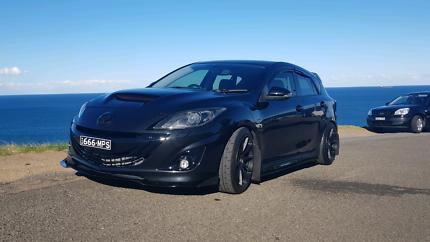 Mazda 3 MPS 230kw