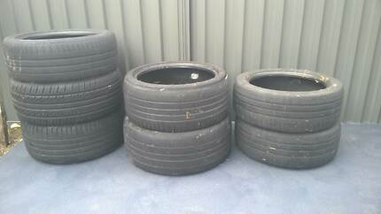 FREE Assorted Used Tyres Brunswick West Moreland Area Preview