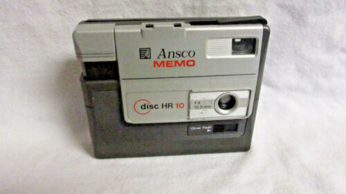 VINTAGE 1980s ANSCO MEMO CAMERA