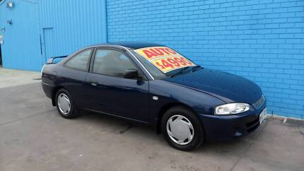 2003 Mitsubishi Lancer Coupe- 2 DOOR Enfield Port Adelaide Area Preview