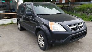 2004 Honda CRV | Certified and E-tested|