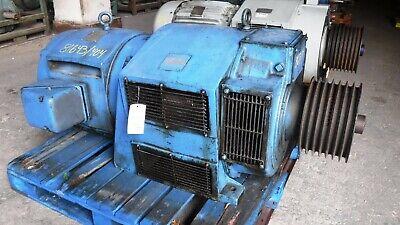 100 Hp Dynamatic Variable Speed Motor Fr Acm 9133 5251675 Rpm 90 Volt Clutch
