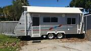 Coromal Seka 535  (Wide Body) Pop Top Caravan Mandurah Mandurah Area Preview